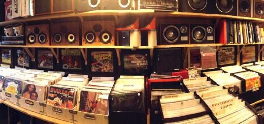 record-shop