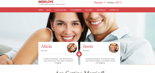 5-GeekLove-A-Clean-Wedding-Site-for-Geek-Couples-WordPress-Wedding-Theme1