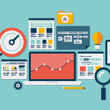 Website Seo And Analytics Icons