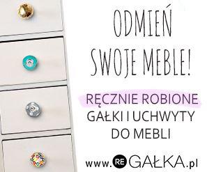 Uchwyty meblowe z oferty sklepu internetowego regalka.pl