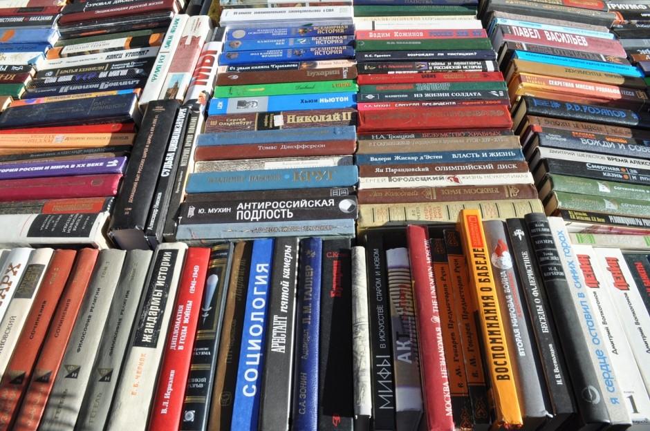 książki w języku rosyjskim pozwolą na poznanie niuansów językowych